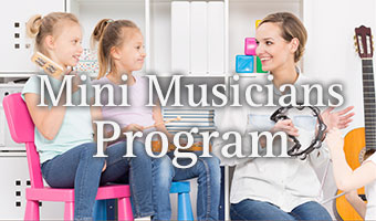 Mini Musicians Program