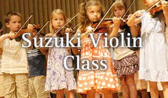 Suzuki String Class