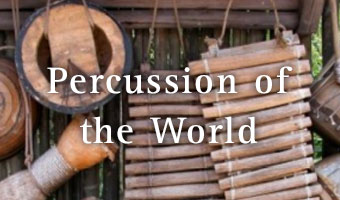Percussion of the World Summer Camp