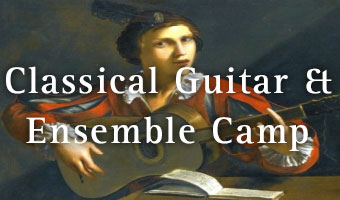 Classical Guitar and Ensemble Camp